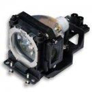 REPLACEMENT LAMP & HOUSING FOR SANYO POA-LMP24 610-282-2755 PLC-XP17 PLC-XP17E PLC-XP17N PROJECTOR