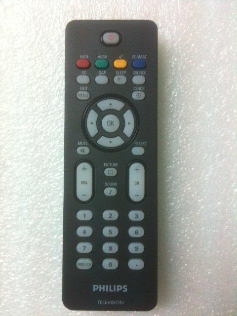 REMOTE CONTROL FOR PHILIPS TV 9P6031C101 9P6031C102 9P6031C103 9P6031C198 9P6034