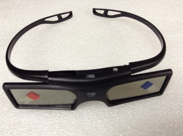 3D ACTIVE SHUTTER GLASSES FOR OPTOMA PROJECTOR DW318 HD131X