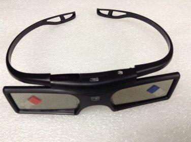 3D ACTIVE GLASSES FOR RUNCO PROJECTOR VX-5000d VX-11d VX-6000d Q-1500d