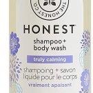 The Honest Company Truly Calming Lavender Shampoo + Body Wash, 10 Fl Oz