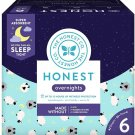 The Honest Company Overnight Sleepy Sheep Diapers Size 6 (42 Count)