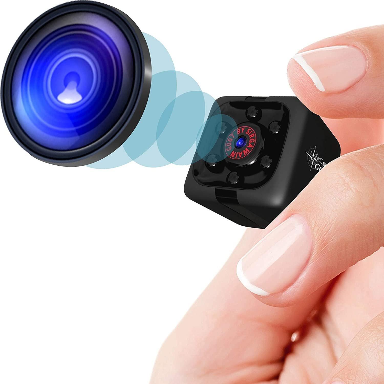 Mini Spy Camera 1080P Hidden Camera