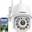 Security Camera Outdoor, Wireless WiFi IP Camera Home Security System 360° View
