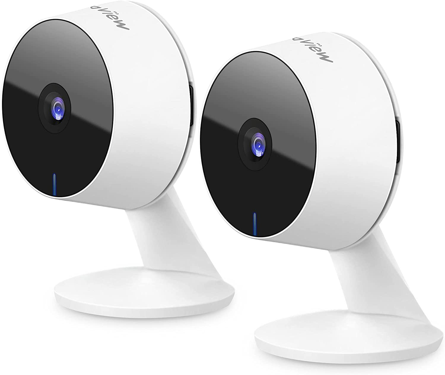 Laview Home Security Camera HD 1080P(2 Pack) Motion Detection
