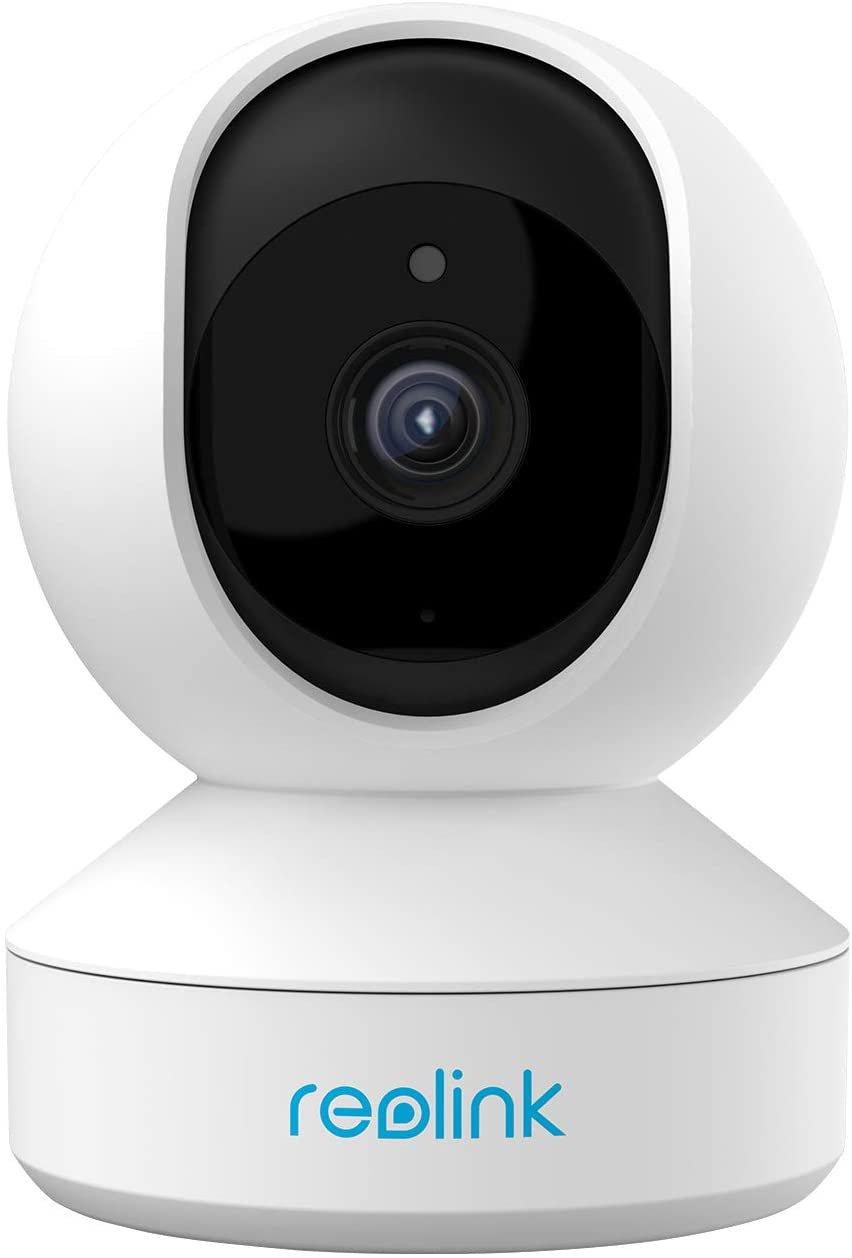 Wireless Security Camera, REOLINK E1 3MP HD Plug-in Indoor WiFi Camera