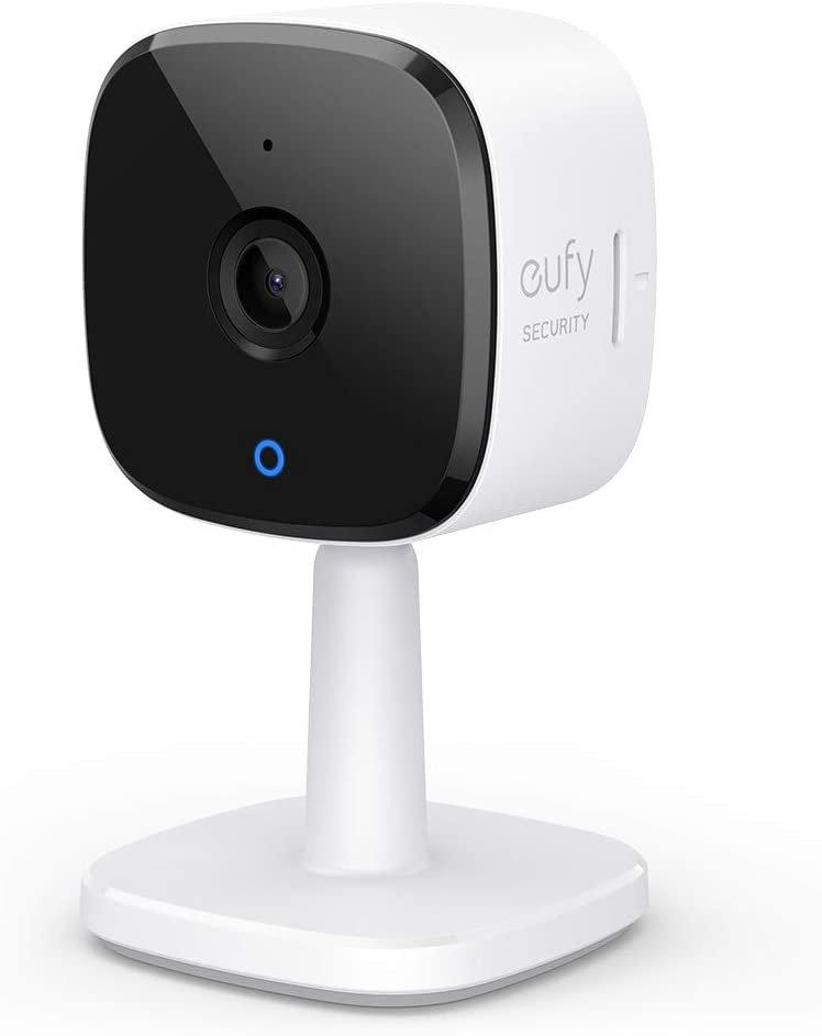 eufy Security Solo IndoorCam C24, 2K Security Indoor Camera