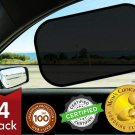 AU kinder Fluff Car Window Shade (4px)
