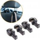 AU Toplus 4 PACK Car Headrest Hooks
