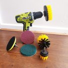 AU 6 Pcs Drill Brush Set  DRILL MACHINE NOT INCLUDED