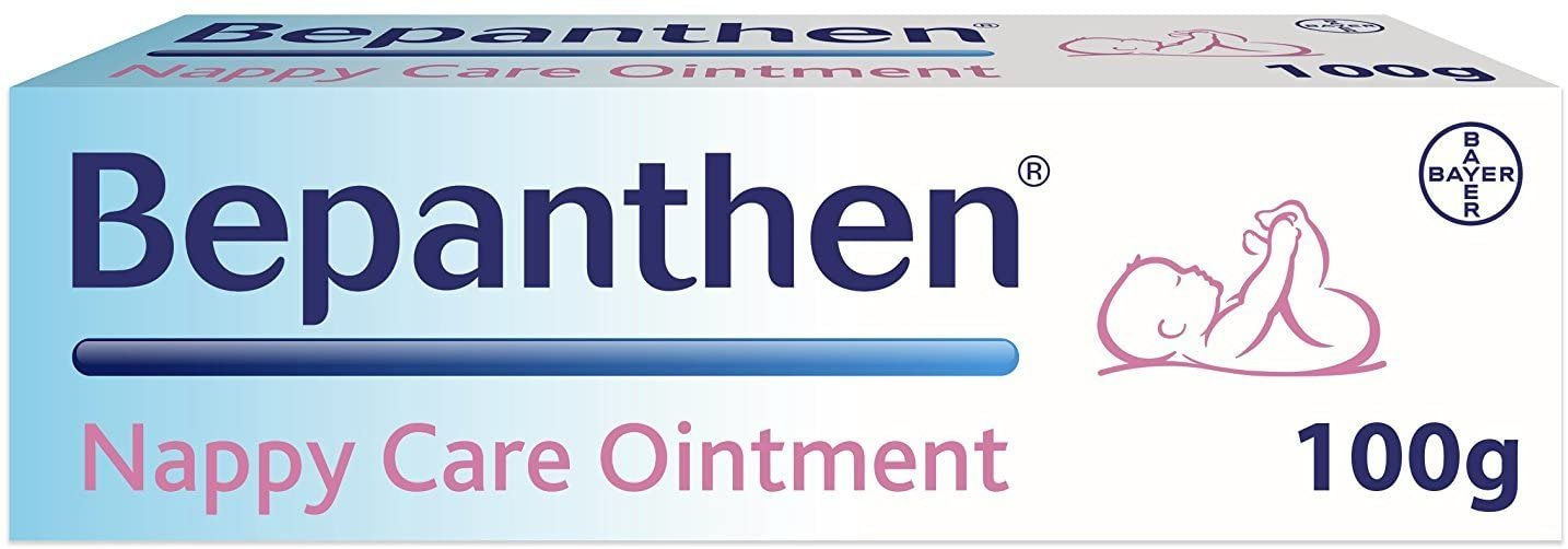 AU Bepanthen Nappy Rash Ointment 100g
