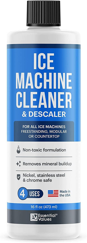 Ice Machine Cleaner and Descaler 16 fl oz, Nickel Safe Descaler