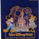 Disney Pin - Walt Disney World - 50th Anniversary
