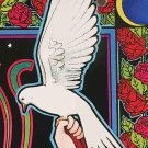 Stevie Nicks White Winged Dove Poster Gorgeous Lithograph HAND SIGNED