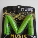 ITUBE SILICONE HEADPHONES/EARPHONES WINDER (RGKNSE)