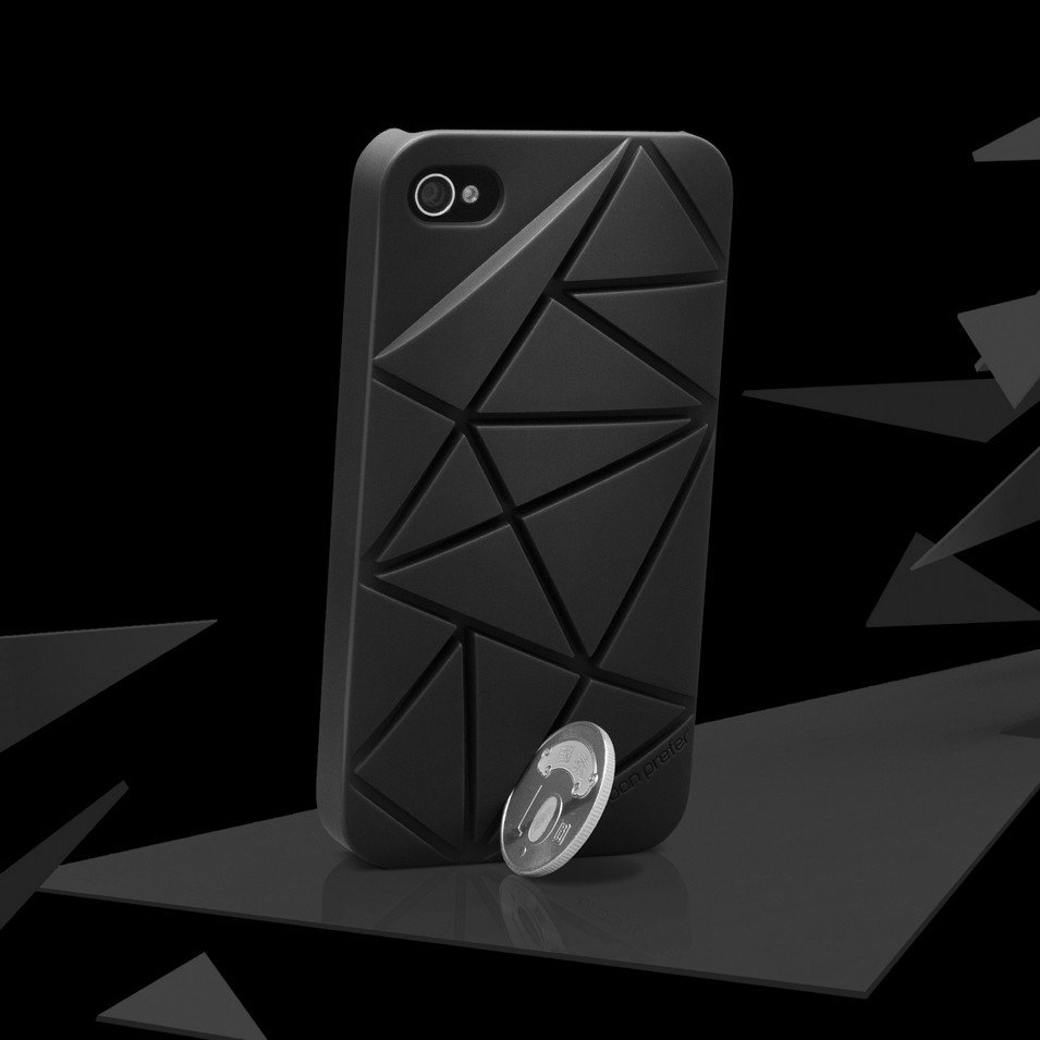 IPHONE4/4S HARD COVER CASE COIN4