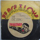 THE EXCITING TALKATIVES peace & love DANCEFLOOR SOUKOUS FUNKY HIGHLIFE GHANA LP