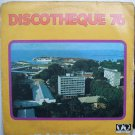 DISCOTHEQUE 76 (bembeya jazz / super lion) DEEP AFRO PSYCH MANDING SYLIPHONE LP