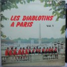 LES DIABLOTINS a paris vol1 HOT DANCEFLOOR SOUKOUS LP mp3 soundclip