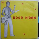 KOJO N'DAH 1982 RARE DANCEFLOOR HIGHLIFE SOUKOUS LP