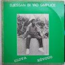 DJESSAN BI YAO SIMPLICE glova AFRO IVORY COAST LP mp3 soundclip