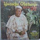 YUSUFU OLATUNJI & HIS SAKARA GROUP vol35 JUJU NIGERIA LP