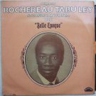 ROCHEREAU TABU LEY & AFRICAN FIESTA belle epoque vol1 RUMBA CONGO LP