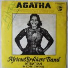 AFRICAN BROTHERS agatha LP BEAUTIFUL DEEP HIGHLIFE MUST HAVE GHANA ♬ mp3 listen