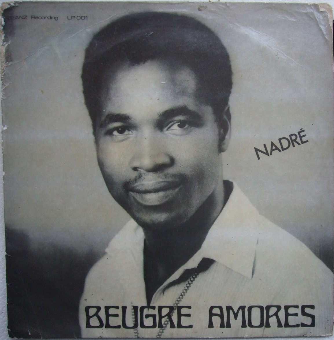 BEUGRE AMORES nadre AFRO DISCO FUNK IVORY COAST LP � mp3 listen