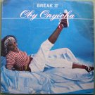 OBY ONYIOHA break it AFRO ELECTRO BOOGIE MODERN SOUL NIGERIA mp3
