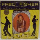 FRED FISHER & HIS OGIZA DANCE BAND african carnival AFRO DISCO FUNK LP AFRODISIA VG+ mp3
