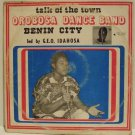 OROBOSA DANCE BAND talk of the town OBSCURE EDO HIGHLIFE NATIVE BLUES LP mp3