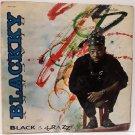 BLACKKY black & krazzy AFRO DIGITAL REGGAE NIGERIA LP