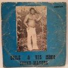 OJILE & HIS ISOKO SOUND MAKERS wasiaeba HYPNOTIC DANCEFLOOR DISCO HIGHLIFE & DEEP HIGHLIFE LP