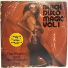 THE MOVERS & THE MIDNIGHT STARS black disco magic vol1 AFRO BOOGIE DISCO JIVE ♬