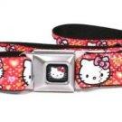 Hello Kitty Seatbelt Belt - Hello Kitty Valentine's Day 2