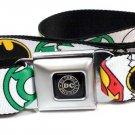 Justice League Seatbelt Belt
