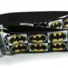 Batman Checkerboard Batman Logo Seatbelt Belt