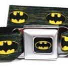 DC Comics Batman Seatbelt Belt - Batman Shield Digital Camo