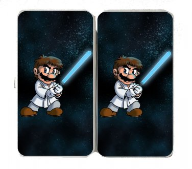 Plumbing Wars Hero Character Movie Parody - Womens Taiga Hinge Wallet Clutch