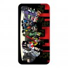 All Characters Game & Super Hero Parody - FITS iPhone 5 5s Plastic Snap On Case