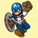 "Video Game Parody ""The Plungers"" Comic Hero Movie Character 2 - Vinyl Sticker"