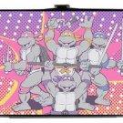 Teenage Mutant Ninja Turtles TMNT Donnie, Ralph, Mikey, & Leo Posing on Colorful