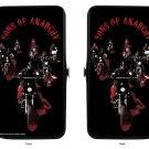 Sons of Anarchy Biker Riding Group w/ Guns Lady's Bi-Fold Hinge Wallet