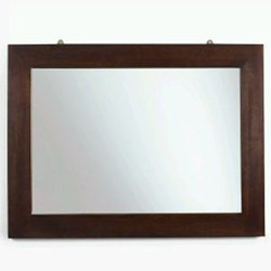 Remington wall mirror