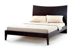 Emporio queen size platform bed