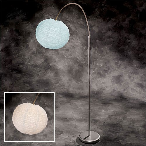 Blue Resorte Floor Lamp