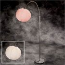 Red Resorte Floor Lamp