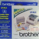 "NEW**BROTHER LF-DL5 DOUBLE SIDE LAMINATOR CARTRIDGE**18"" L x 5"" W"
