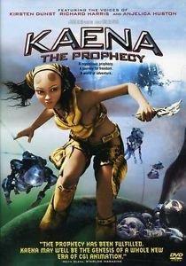 GC**KAENA**THE PROPHECY (DVD, 2004)